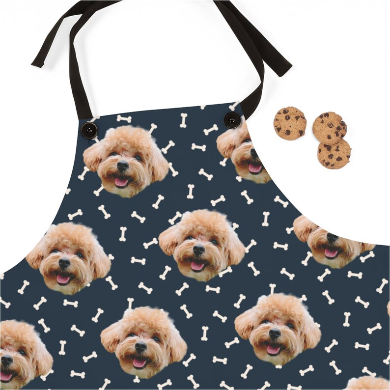 Custom Dog Face Apron