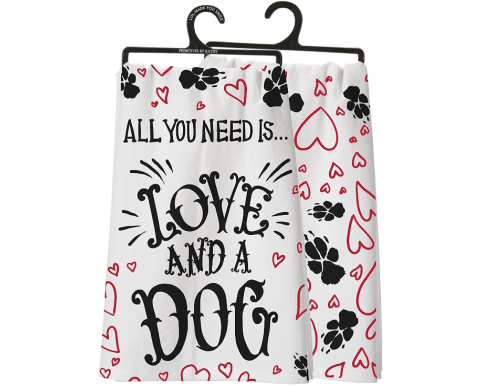 Dog Dish Towels