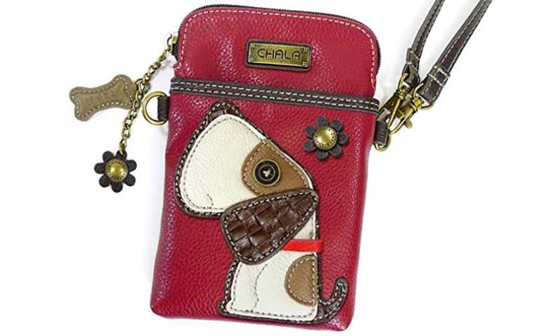 Dog Lovers Cell Phone Purse
