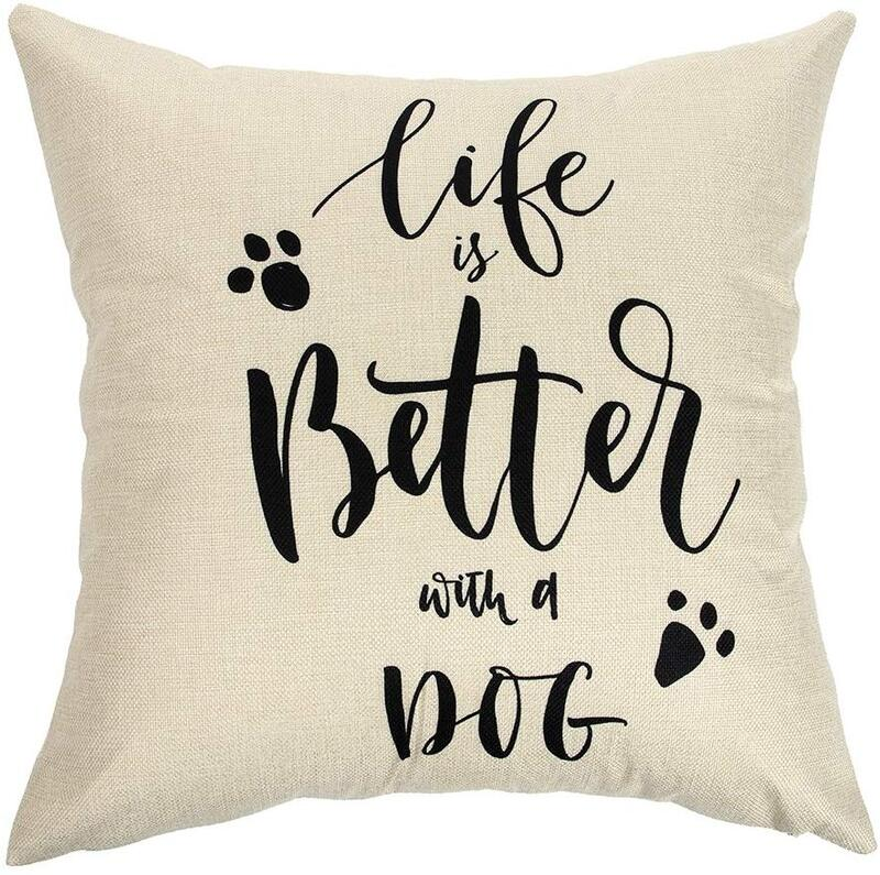 Dog Lovers Pillow Case